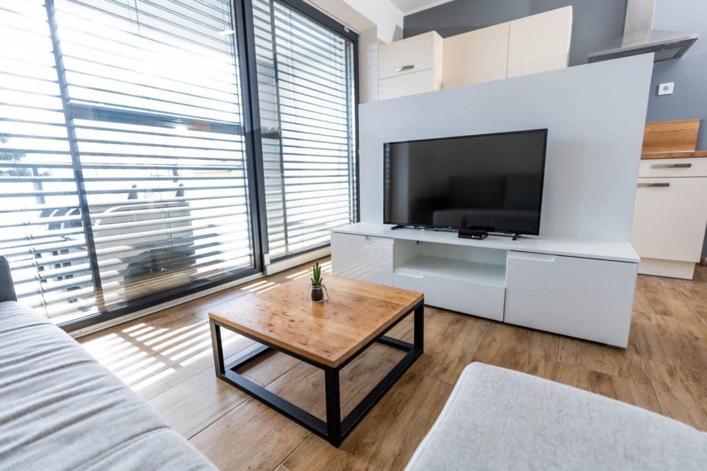 Apartma Sivka dnevna soba