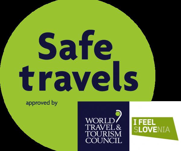 WTTC SafeTravels Stamp Slovenia